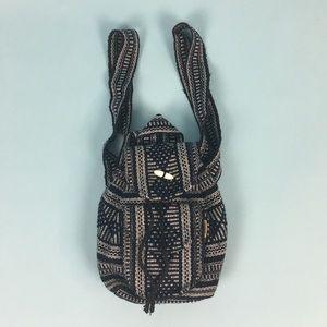 Vintage Mini Mexico Boho Backpack